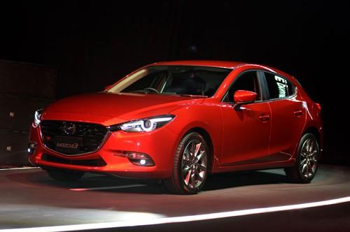Mazda3 2017 thêm loạt công nghệ, giá từ 24.000 USD ảnh 3