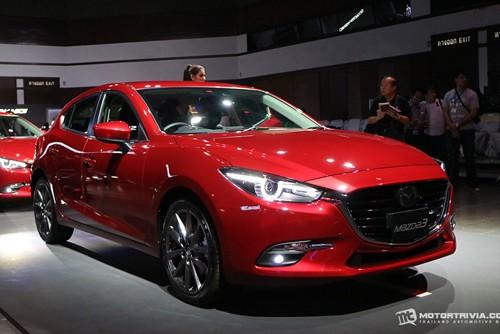 Mazda3 2017 thêm loạt công nghệ, giá từ 24.000 USD ảnh 4
