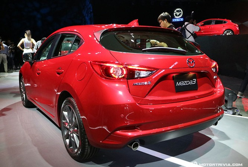 Mazda3 2017 thêm loạt công nghệ, giá từ 24.000 USD ảnh 5