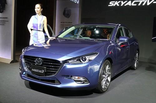 Mazda3 2017 thêm loạt công nghệ, giá từ 24.000 USD ảnh 1