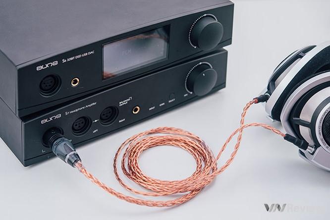 Aune giới thiệu loạt máy nghe nhạc, DAC và amply mới tại Việt Nam ảnh 5