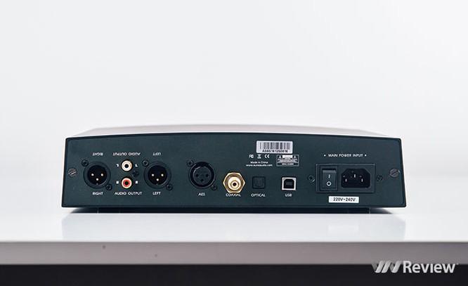 Aune giới thiệu loạt máy nghe nhạc, DAC và amply mới tại Việt Nam ảnh 4