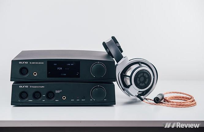 Aune giới thiệu loạt máy nghe nhạc, DAC và amply mới tại Việt Nam ảnh 8