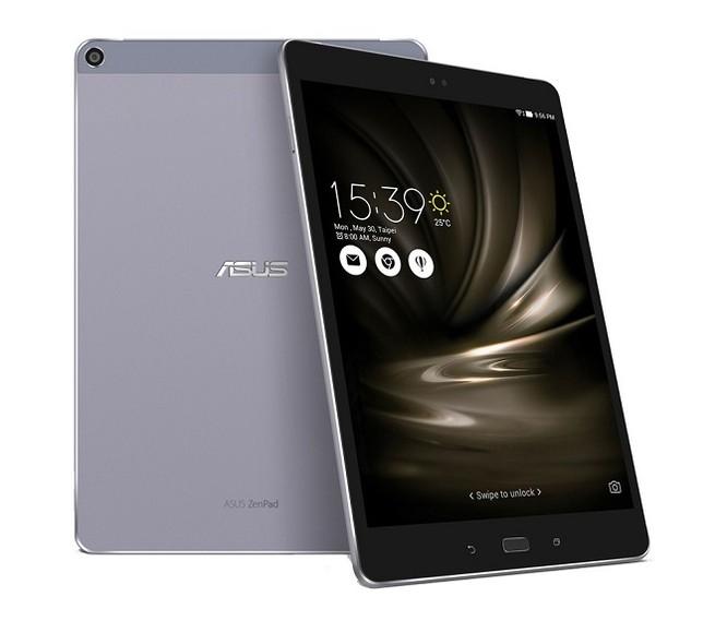 Asus ra mắt tablet ZenPad 3S 10 LTE mới: Snapdragon 650, RAM 4GB ảnh 1