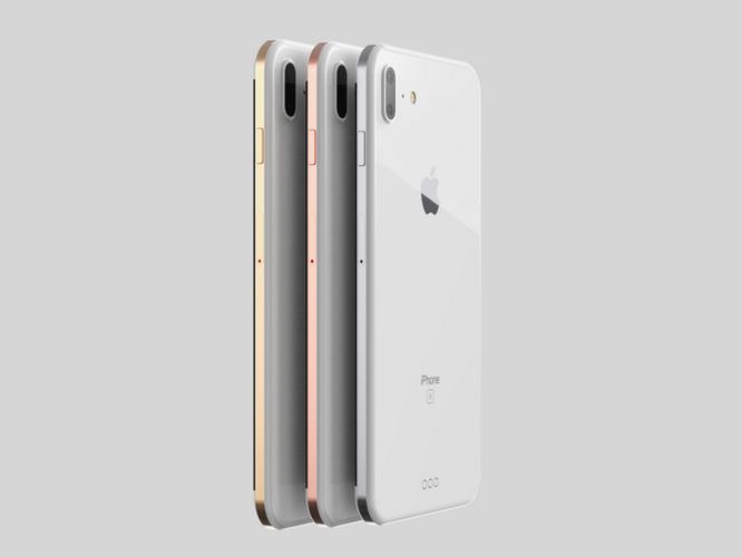 Chiêm ngưỡng một concept iPhone 8 truyệt đẹp với Touch Bar ảnh 3