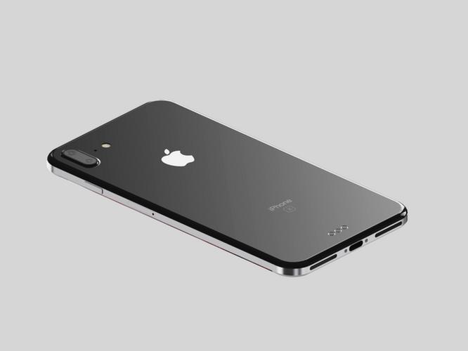 Chiêm ngưỡng một concept iPhone 8 truyệt đẹp với Touch Bar ảnh 5