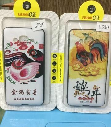 Những mẫu ốp lưng điện thoại hình gà độc đáo cho năm Đinh Dậu 2017 ảnh 4