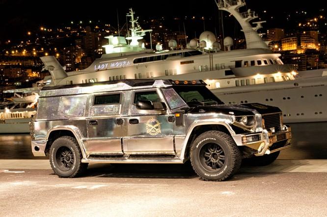 Top 10 xe SUV đắt nhất thế giới ảnh 3