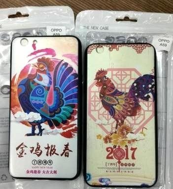 Những mẫu ốp lưng điện thoại hình gà độc đáo cho năm Đinh Dậu 2017 ảnh 3