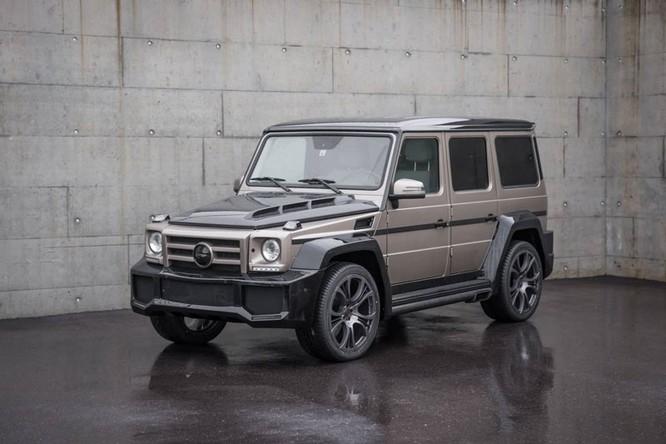 Top 10 xe SUV đắt nhất thế giới ảnh 7