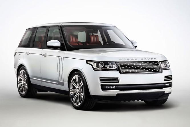 Top 10 xe SUV đắt nhất thế giới ảnh 8