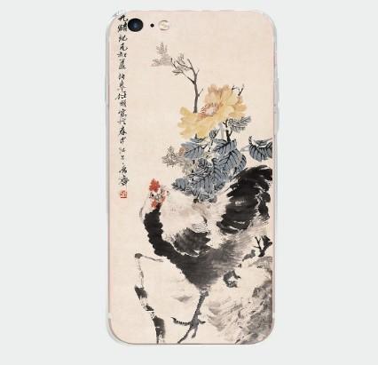 Những mẫu ốp lưng điện thoại hình gà độc đáo cho năm Đinh Dậu 2017 ảnh 6