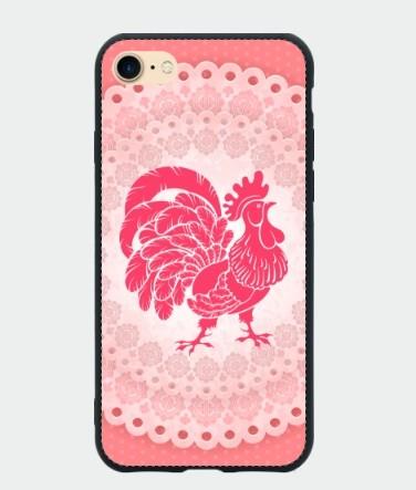 Những mẫu ốp lưng điện thoại hình gà độc đáo cho năm Đinh Dậu 2017 ảnh 5