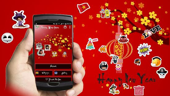 Phần mềm ghép ảnh Tết đẹp, miễn phí cho iPhone, Android ảnh 4