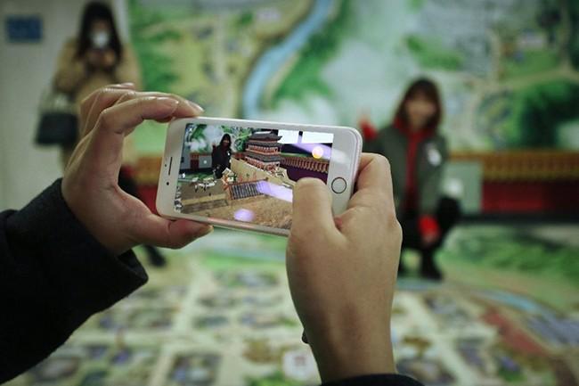 Baidu đã đưa Trung Quốc đi đầu trong công nghệ AR như thế nào? ảnh 2