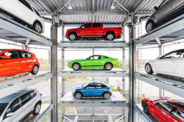 Làm giàu 2017: Buôn ô tô, tiền to lãi đậm ảnh 1