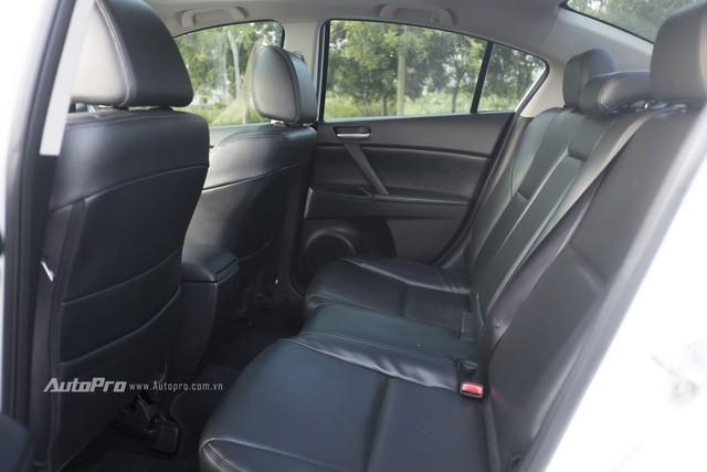Mazda3 2011 - Xe cũ, lái ổn, giá dưới 600 triệu ảnh 5