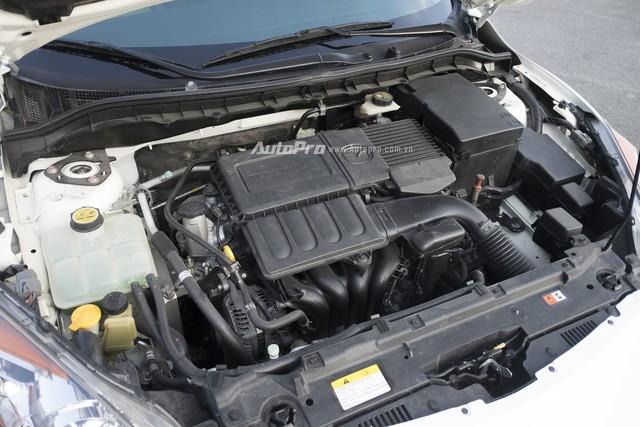 Mazda3 2011 - Xe cũ, lái ổn, giá dưới 600 triệu ảnh 7