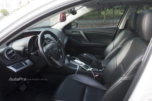 Mazda3 2011 - Xe cũ, lái ổn, giá dưới 600 triệu ảnh 4