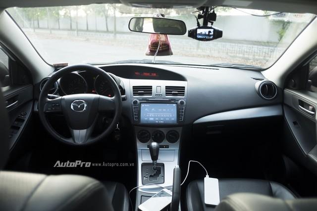 Mazda3 2011 - Xe cũ, lái ổn, giá dưới 600 triệu ảnh 8