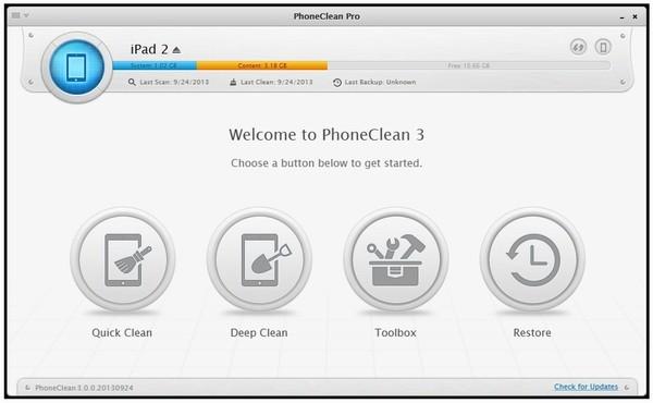 Các ứng dụng giúp iPhone luôn chạy nuột như mới ảnh 2