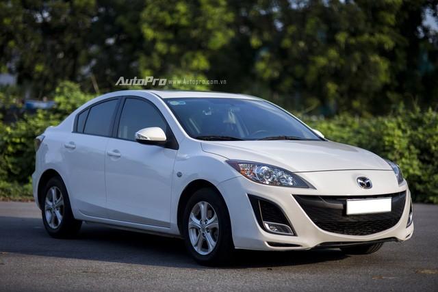 Mazda3 2011 - Xe cũ, lái ổn, giá dưới 600 triệu ảnh 1