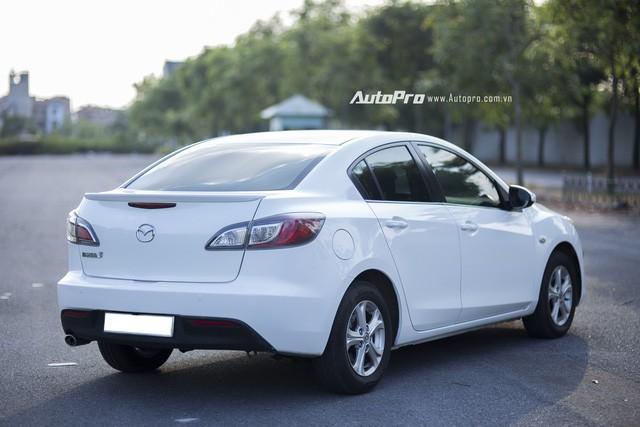 Mazda3 2011 - Xe cũ, lái ổn, giá dưới 600 triệu ảnh 10
