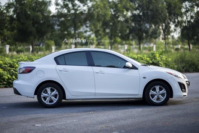 Mazda3 2011 - Xe cũ, lái ổn, giá dưới 600 triệu ảnh 2