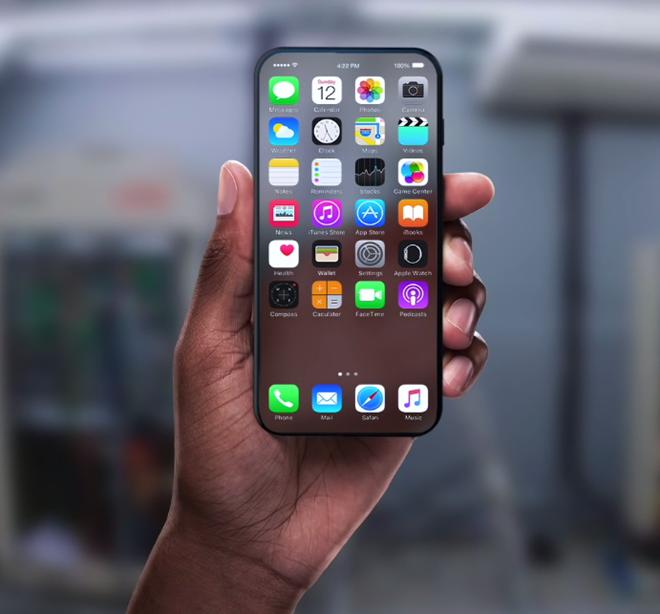 Ý tưởng iPhone trong suốt đánh bại mọi thiết kế của Apple ảnh 5