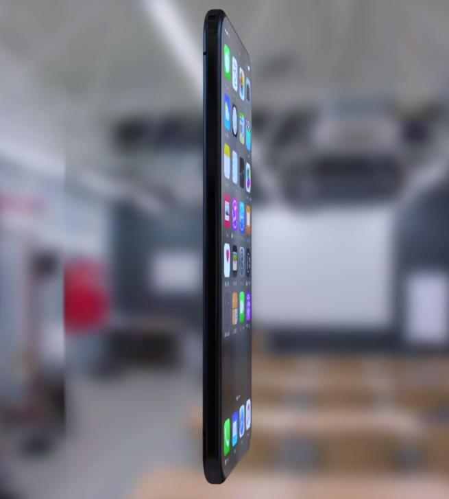 Ý tưởng iPhone trong suốt đánh bại mọi thiết kế của Apple ảnh 4
