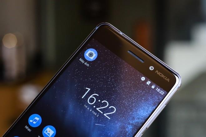 'Mở hộp' Nokia 6 đầu tiên về Việt Nam