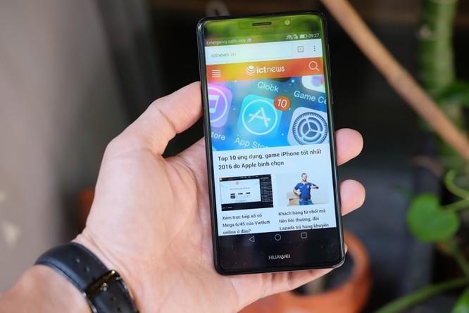 Huawei GR5 2017 được dùng thử Android 7.0 bản Beta tại Việt Nam ảnh 1