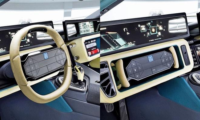 Xu hướng nội thất ôtô trong tương lai gần ảnh 2