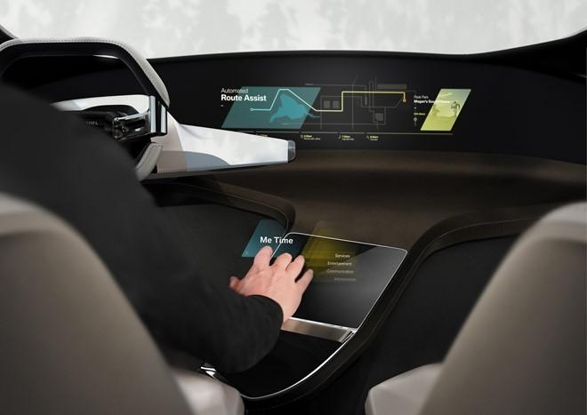 Xu hướng nội thất ôtô trong tương lai gần ảnh 1