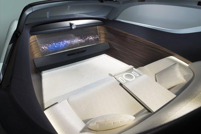 Xu hướng nội thất ôtô trong tương lai gần ảnh 3