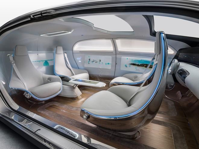Xu hướng nội thất ôtô trong tương lai gần ảnh 4