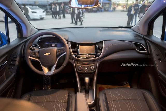 Chevrolet Trax ra mắt Việt Nam, hơn hẳn các đối thủ, kể cả giá ảnh 3