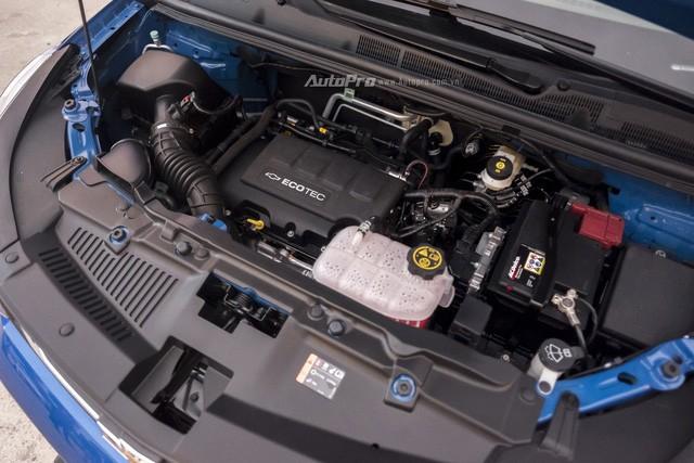 Chevrolet Trax ra mắt Việt Nam, hơn hẳn các đối thủ, kể cả giá ảnh 1