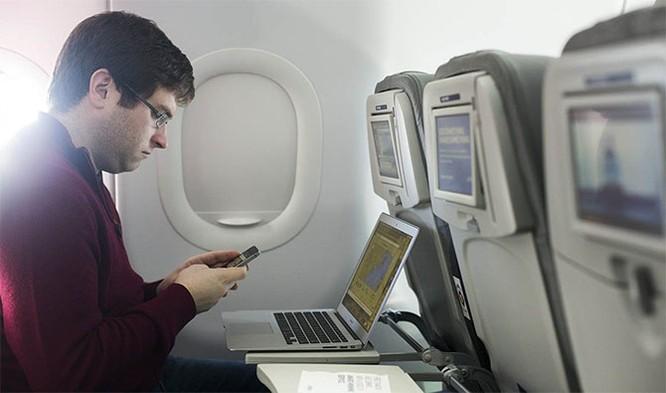WiFi trên máy bay hoạt động như thế nào? ảnh 2