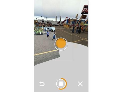Cách chia sẻ ảnh chụp 360 độ lên Facebook ảnh 2