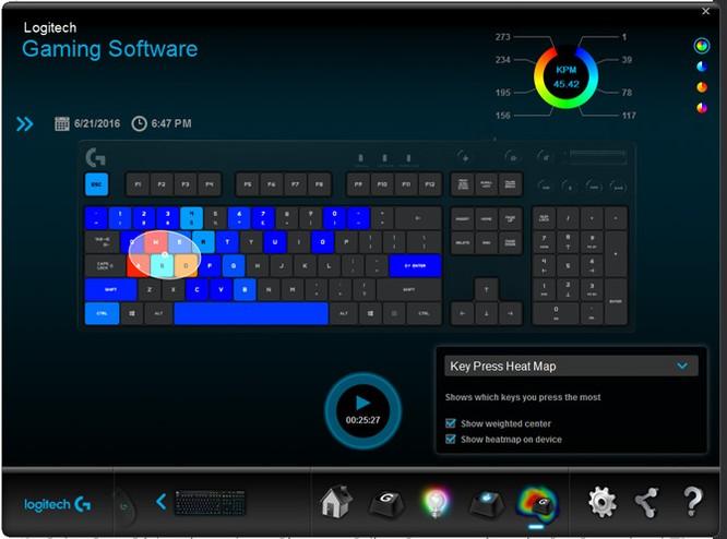 Đánh giá phím cơ Logitech G810 Orion Spectrum ảnh 4
