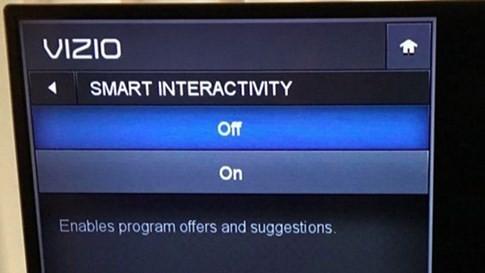 Cách bảo vệ thông tin cá nhân khi sử dụng Smart TV Vizio ảnh 1