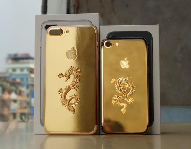 iPhone 7 mạ vàng cho Valentine được chào giá từ 35 triệu đồng ảnh 3