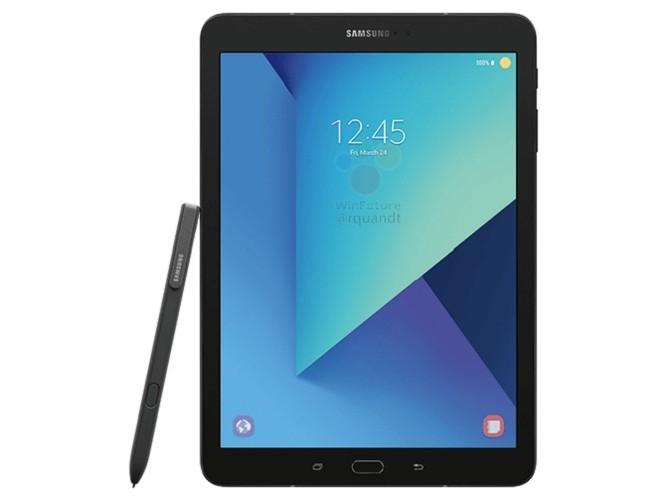 Samsung Galaxy Tab S3 lộ diện với bút S Pen ảnh 1