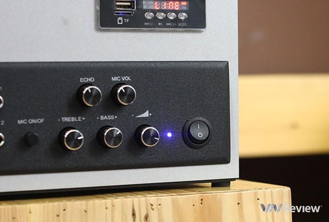 Goldsound ra mắt ampli mới W200 for Music giá 3 triệu đồng ảnh 2