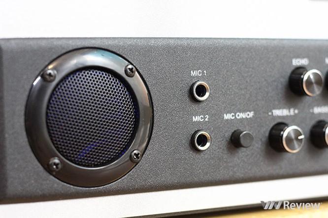 Goldsound ra mắt ampli mới W200 for Music giá 3 triệu đồng ảnh 3