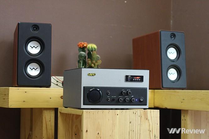 Goldsound ra mắt ampli mới W200 for Music giá 3 triệu đồng ảnh 5