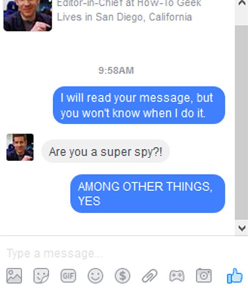 Mẹo chặn người khác biết bạn đã đọc tin nhắn trên Facebook ảnh 3