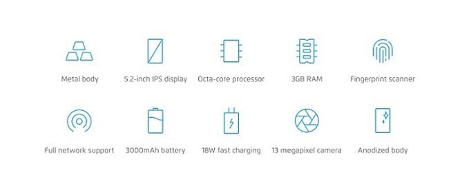 Meizu M5s trình làng với chip 8 nhân, giá từ 115 USD ảnh 2
