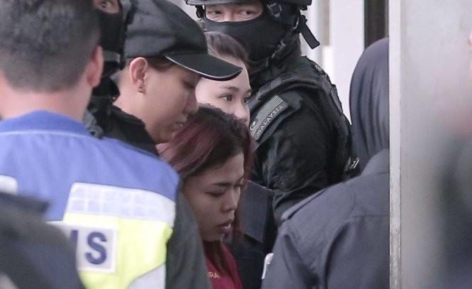 Bị buộc tội tử hình, Đoàn Thị Hương trả lời 'tôi biết điều đó'